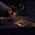 Reading the cards
